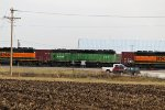BNSF 300 at last a nice side shot.