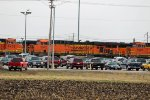 BNSF 5947 more roster shot's.