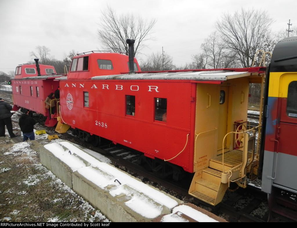 Ann Arbor Cabooses