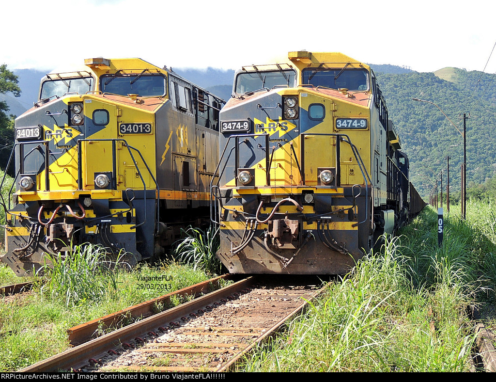 GE AC44i # 3401-3 & GE AC44i # 3474-9