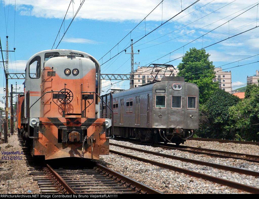 Alco RS-3 # 7120 e E 500
