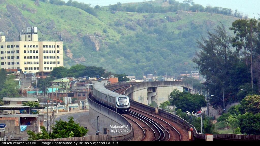 Metrô Chinês RJ