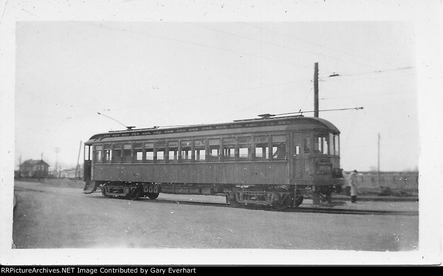 LSE 20 - Lake Shore Electric Interurban