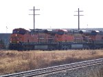 BNSF ES44DCs 7453 & 7744