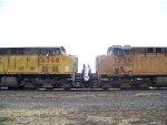 UP AC4400CWs 6368 & 7226
