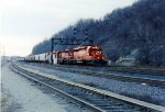 Eastbound SOO/CP Train