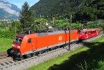 DB Schenker Cargo BR 185 operations