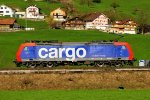SBB Cargo Re 482 operation
