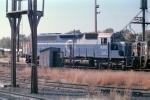 MEC 600 (Former Detroit Edison SD40)