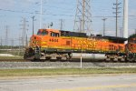 BNSF 4944 - Burlington Northern Santa Fe