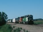 BNSF 9283