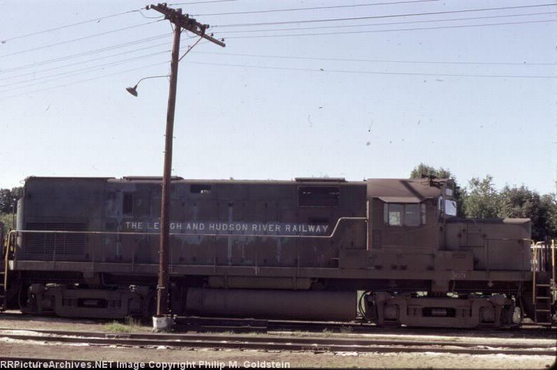 Lehigh & Hudson River Railway #23 [C420]