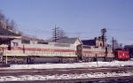 Erie Lackawanna #3661 [SDP45] Erie Lackawanna #2578 [GP35]