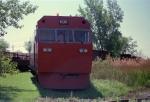 Speno Rail Grinding Train