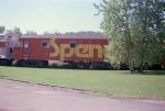 Speno Rail Grinding Power Uniy RSA-1