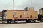 Akron Barberton Belt Caboose #82101