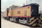 ABB SW1500 #1502