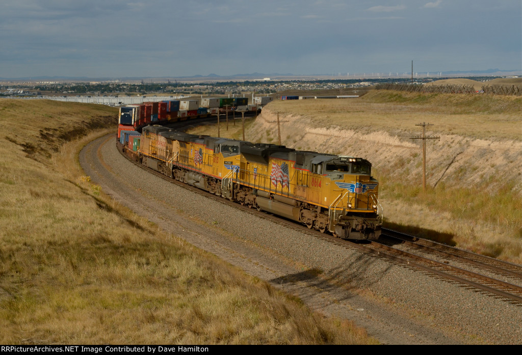 UP SD70ACe 8614