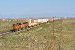 BNSF ES44DC 7883