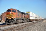 Intermodal rolls south