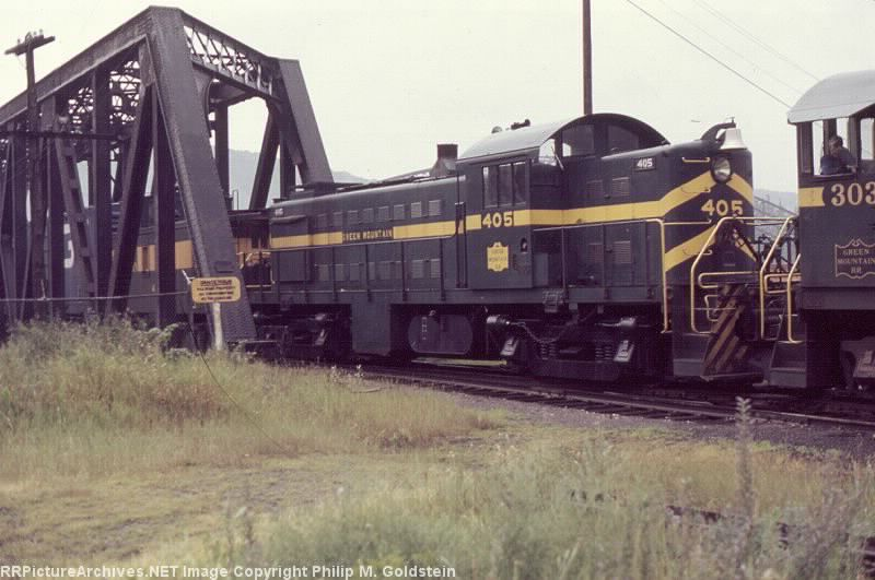 Green Mountain RR #405 [RS1]