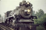 Canadian Pacific #1278 [4-6-2] at Steamtown USA