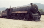 Canadian Pacific #2929 [4-4-4] at Steamtown USA