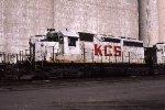 KCS  SD40  611