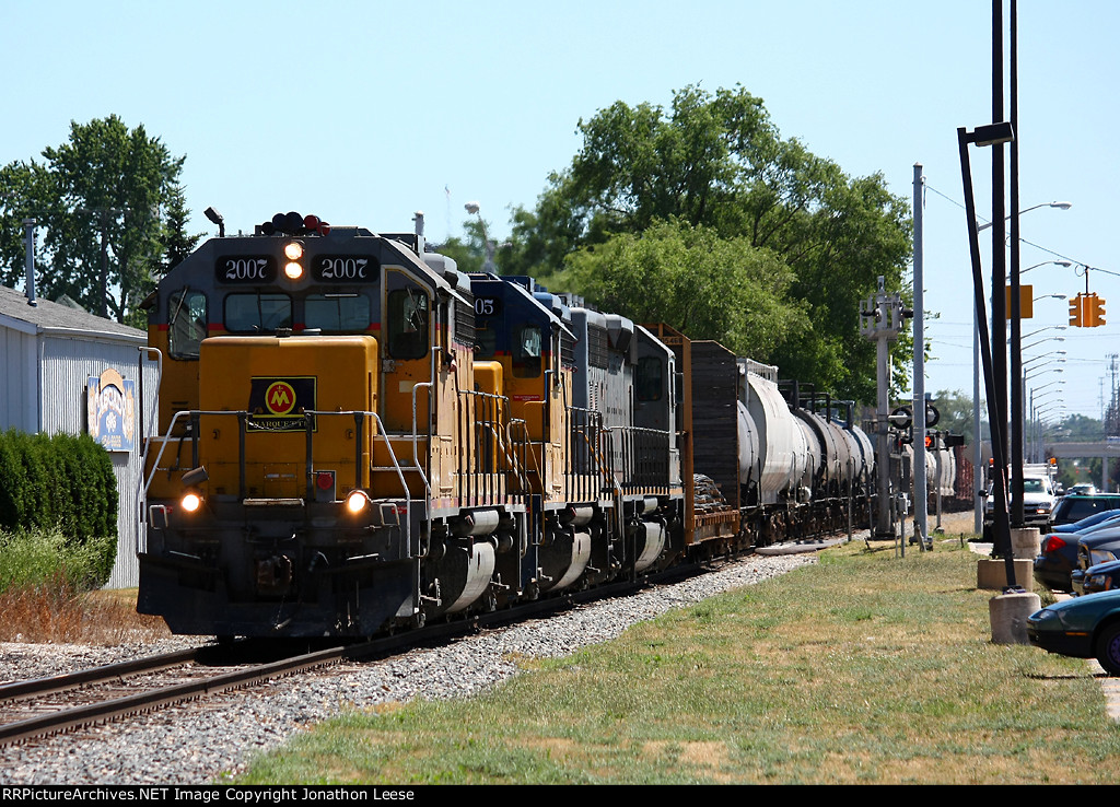 Z151 heads north back to home rails