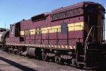 B&LE SD9 844 in New Mexico