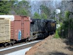NS train #118 (Manifest) (Macon, GA - Linwood, NC) (pic 7)