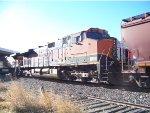 BNSF C44-9W 980
