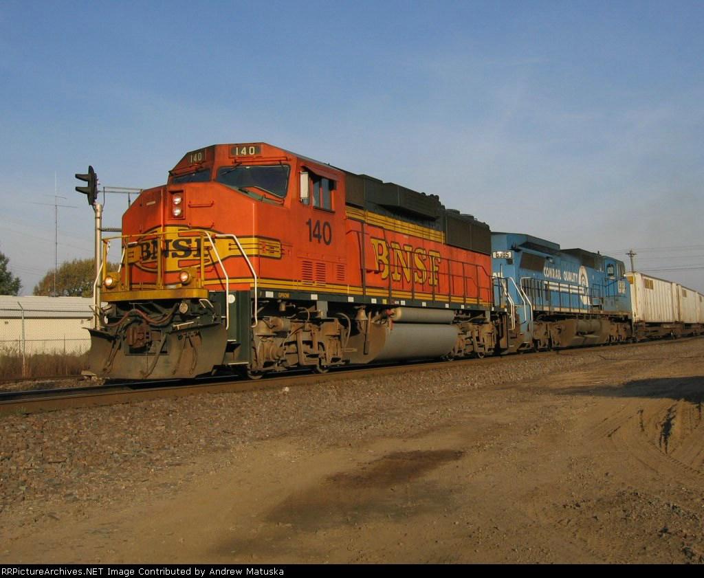 BNSF 140