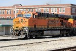 BNSF Southbound Coal Train