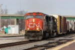 CN Southbound