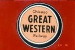 Chicago Great Western Logo