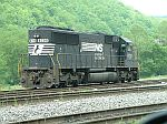 Lone SD60