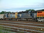 MRL and CSX Power