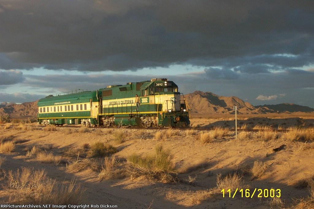 Memorial Train