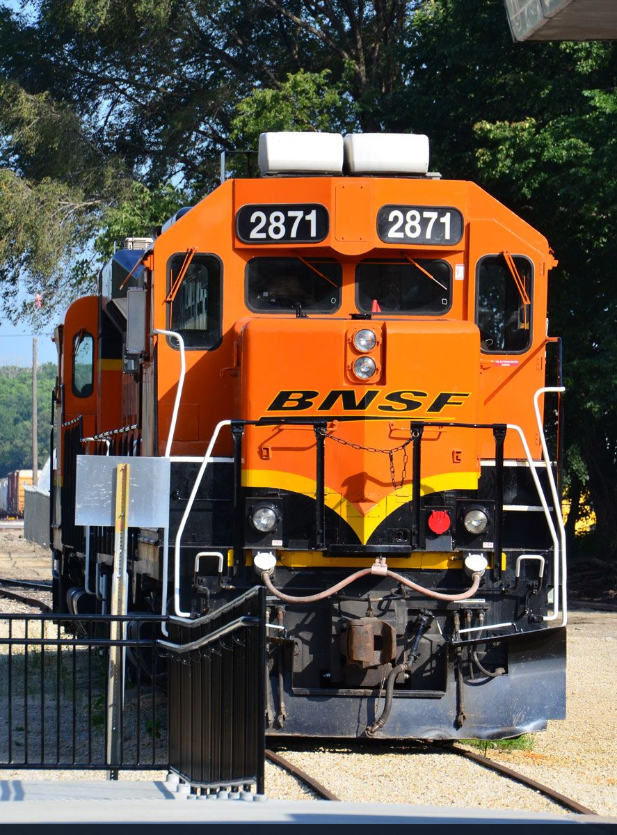 BNSF 2871