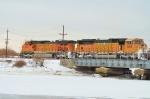 BNSF 4103 BNSF 8813