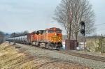 BNSF 4197 BNSF 9116