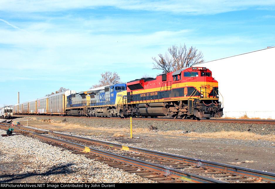 KCS 4012 on Q-268