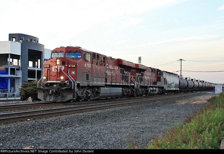 CP 8728 on K684