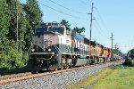 BNSF 9713 on K-040