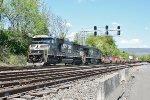 NS 6934 on 24W