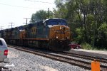 CSX 806, CSX 5367 with 5 more to come