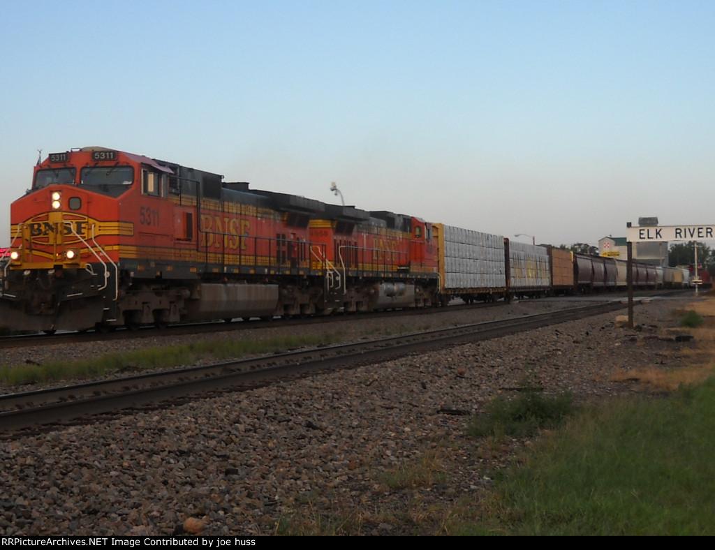 BNSF 5311 East