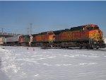 BNSF 4781 East