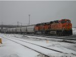 BNSF 6008 West